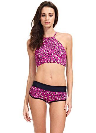 Shorts-Surf-Leopardo-Pink