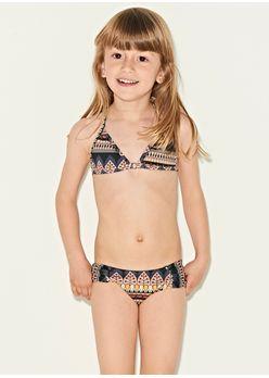 Biquini-Infantil-Top-Triangulo---Calcinha-Mini-Kitty-Ethinic-Lace