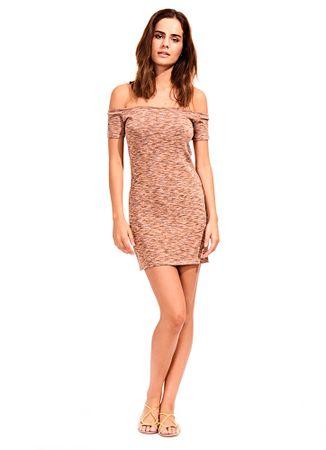 Vestido-Chloe-Tricot-Nude-Mescla