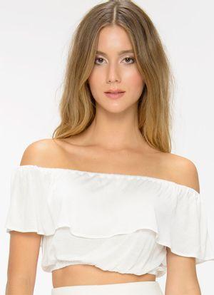 Blusa-Ombro-babado-Off-White