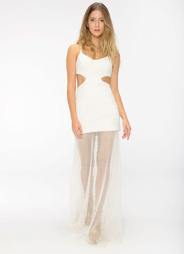 Vestido-Longo-Luci-Off-White