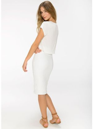 Lateral-Saia-Kim-Midi-Off-White
