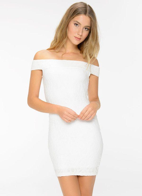 Vestido-Ombro-Plissado-Off-White