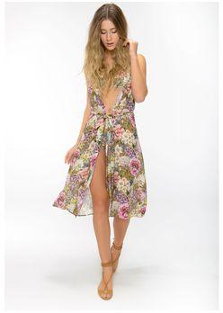 Frente-Colete-Maya-Floral-Summer-Camelo