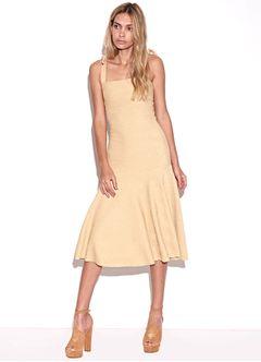 Vestido-Midi-Bia-Gold