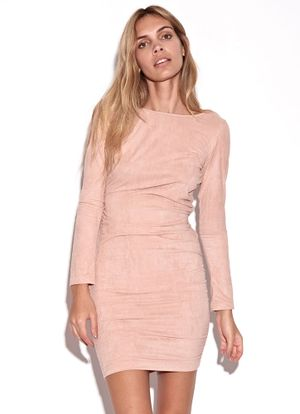 Mini-Dress-Pathi-Peach