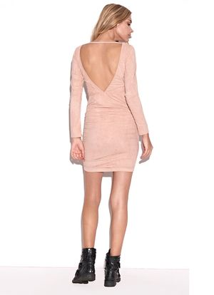 Costas-Mini-Dress-Pathi-Peach