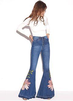 Calca-Jeans-Flare
