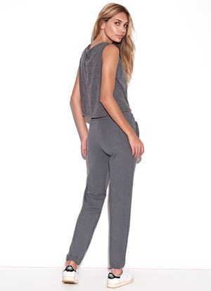 Costas-Cropped-Regata-Gray-Silk-Mescla-Preto