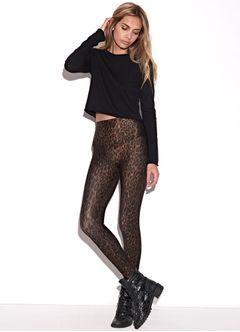 Legging-Basica-Fit-Brown-Leopard