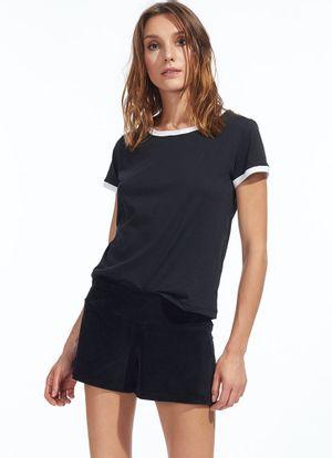 Shorts-Plush-Preto