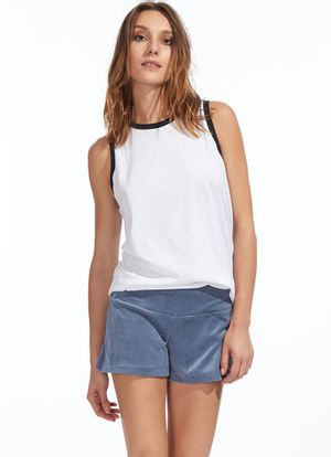 Shorts-Plush-Azul