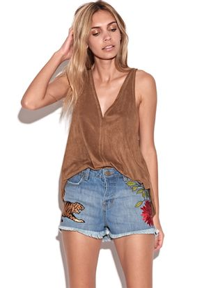 Shorts-Jeans-Escuro