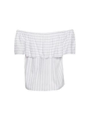 Costas-Blusa-Stripes-Branco