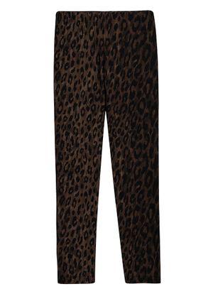 Legging-Bambini-Brown-Leopard
