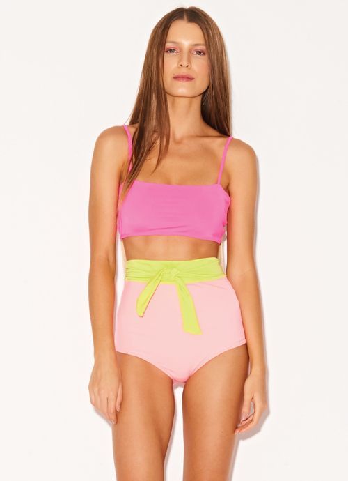 f46704e105dd Top Alissa Calcinha Hot Pant Sun Neon